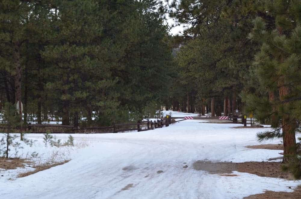 The South Meadows Campground is a gorgeous place for a long walk. It is also a nice spot for campers.