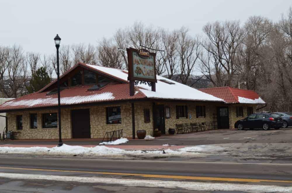Adam's Mountain Cafe