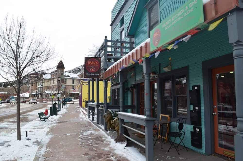 Babu's Kitchen and Bar