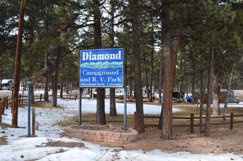 The Diamond Campground and RV Park is a popular venue for a campground with great amenities. It offers a bath house, which is free for to all guests.