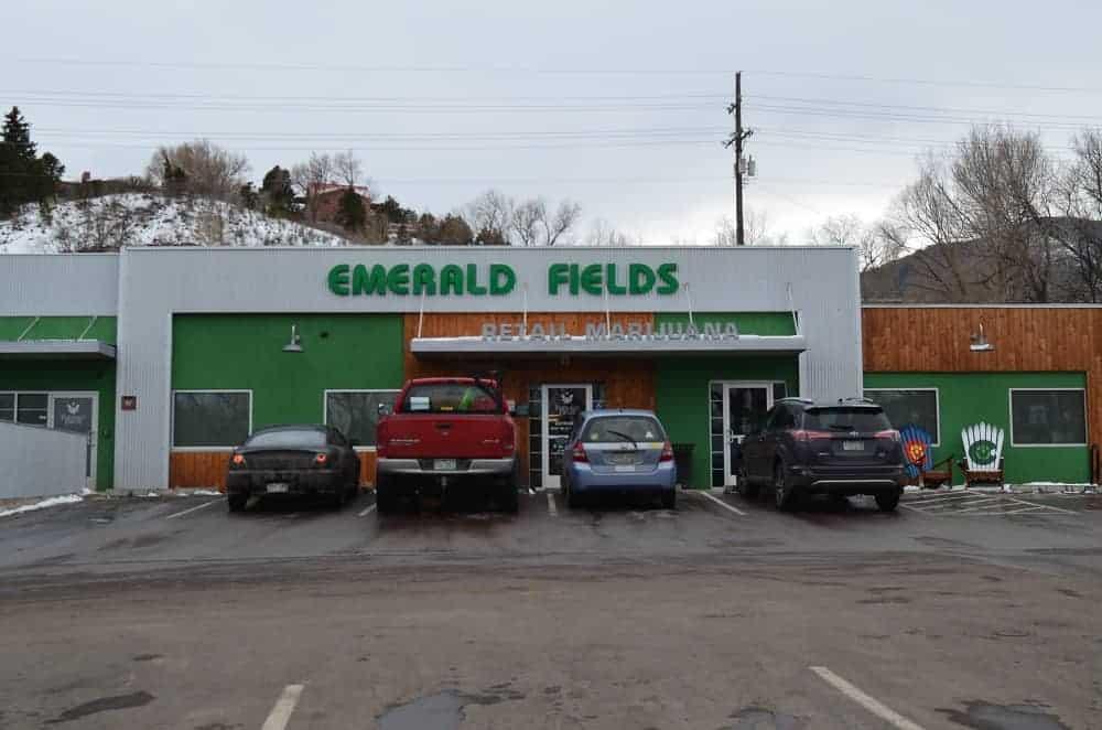 Emerald Fields frontstore.