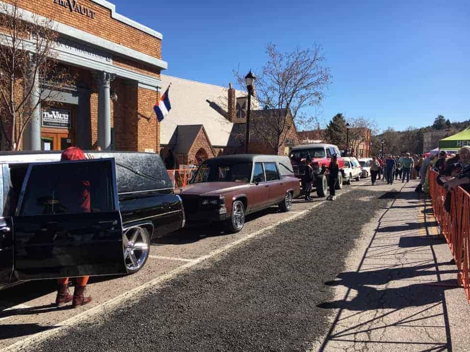 Emma Crawford Coffin Races