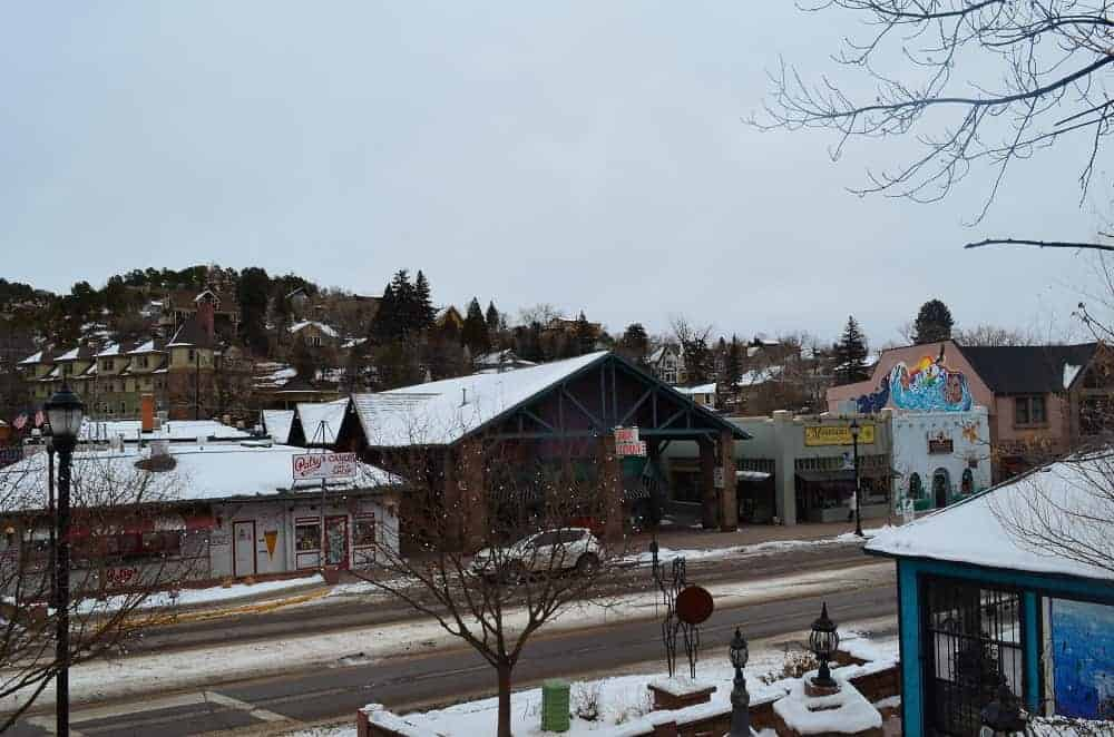 Heart of Manitou Springs