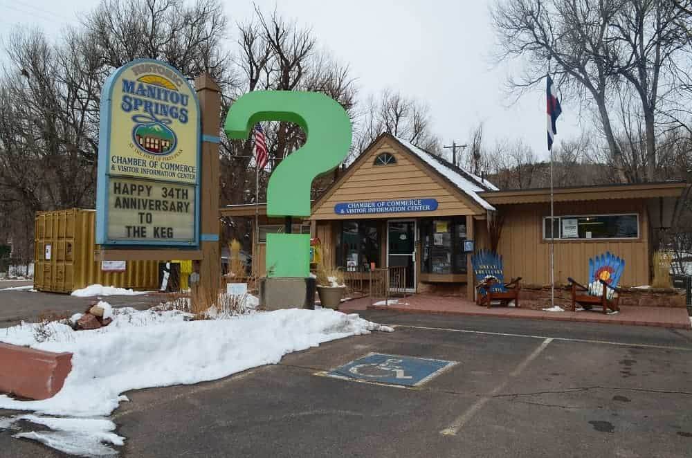Manitou Springs Chamber of Commerce and Visitor Information Center