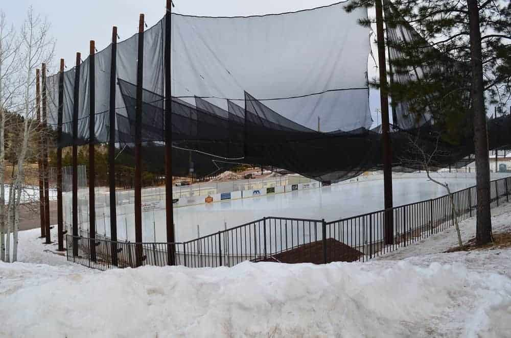 A look at the Meadow Sports Complex Ice Rink.