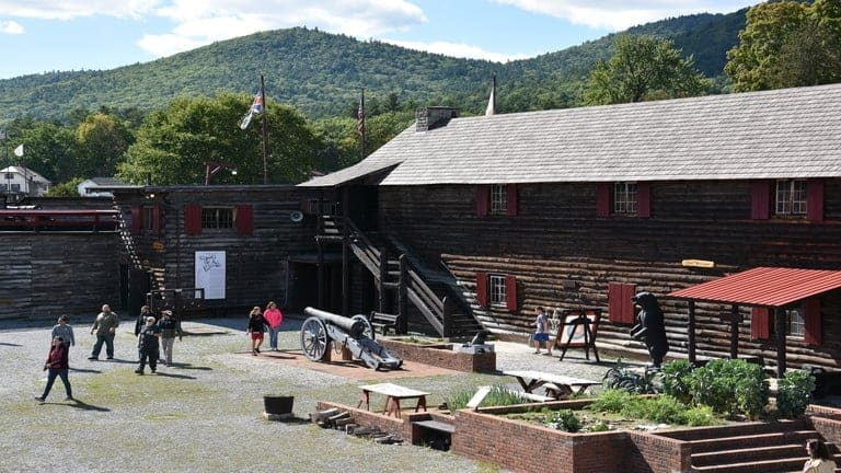 One of the places to visit in Lake George.