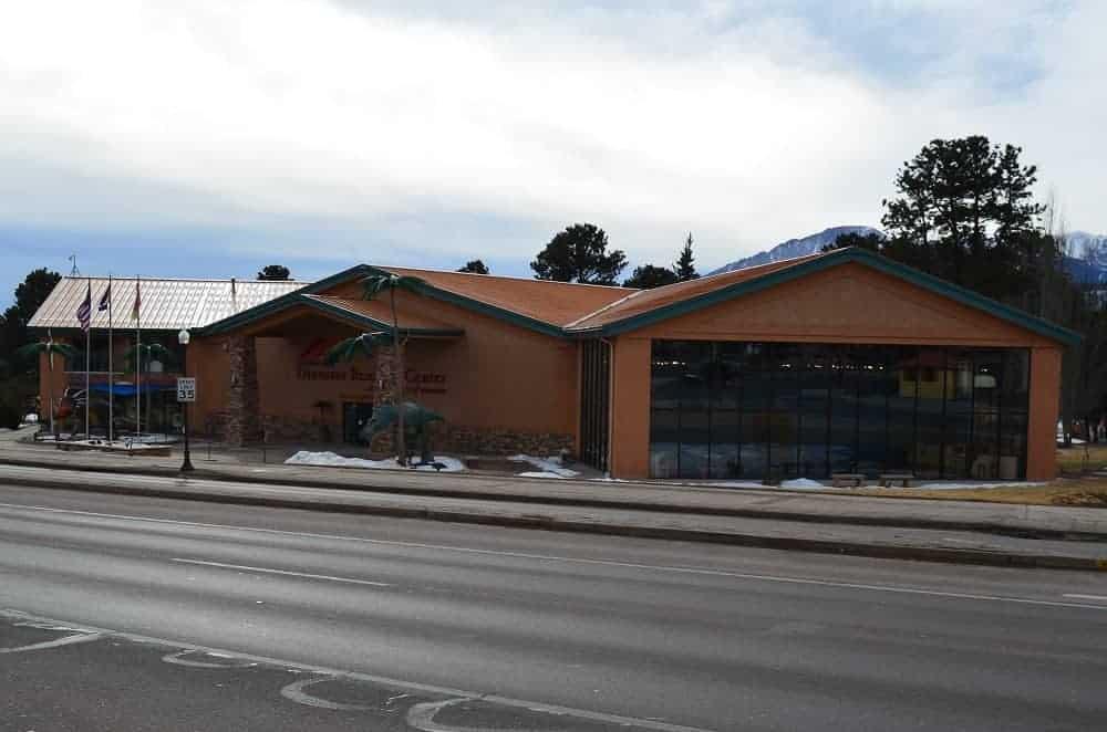 The Rocky Mountain Dinosaur Resource Center.