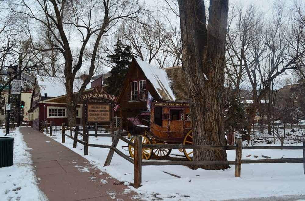 Stagecoach Inn Restaurant and Pub