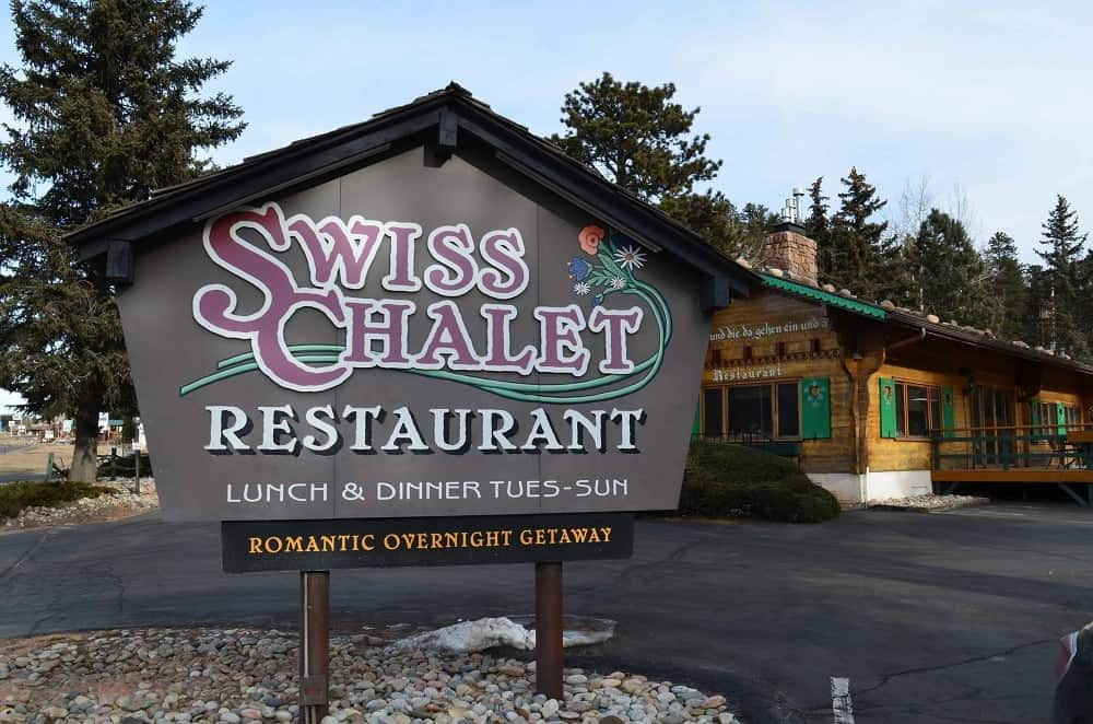 The Swiss Chalet Restaurant is one of the oldest restaurant in town, serving lunch and dinner to both locals and tourists since 1962.