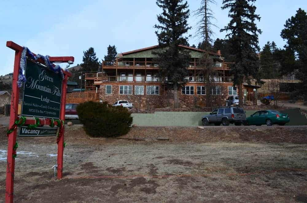 A look at the Green Mountain Falls Lodge.