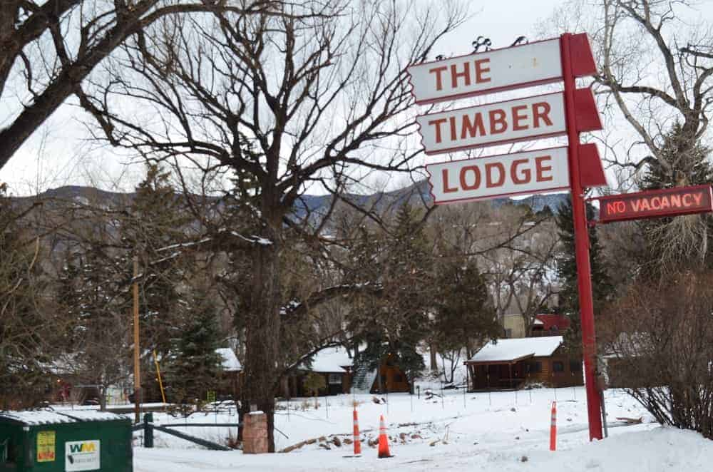 The Timber Lodge