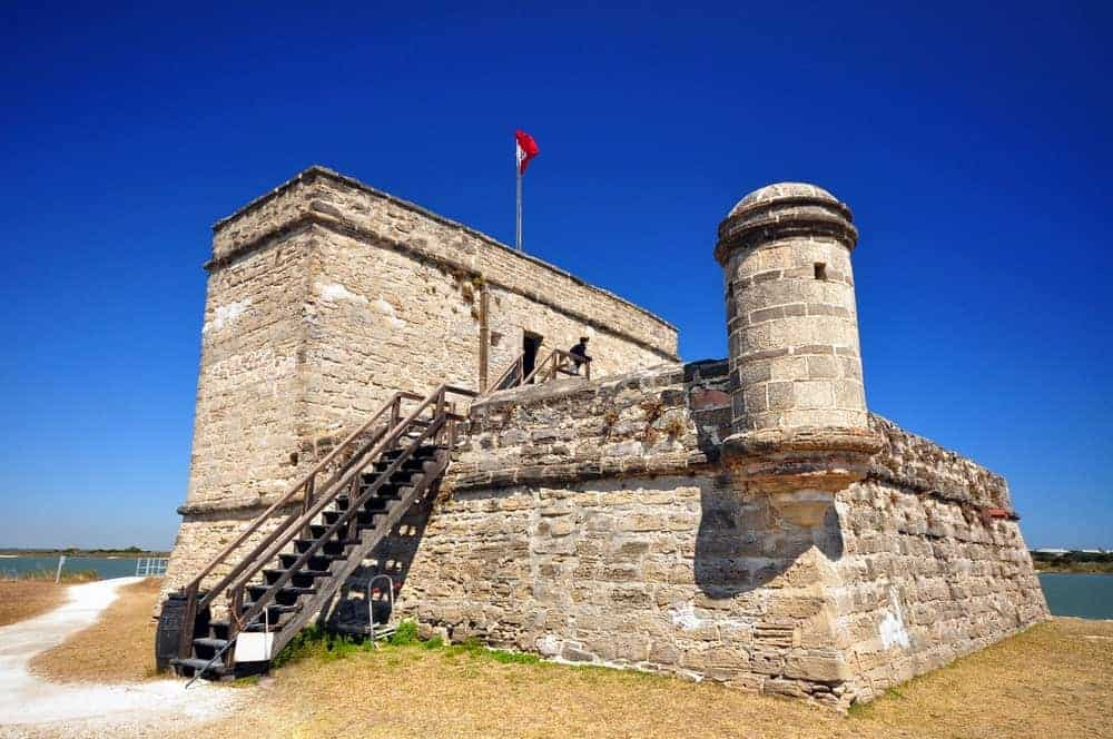 A look at the Fort Matanzas, an 18th century Spanish outpost tasked to guard the inlet and inform the city of St. Augustine of approaching threat from the south. The fort is now a stunning attraction.