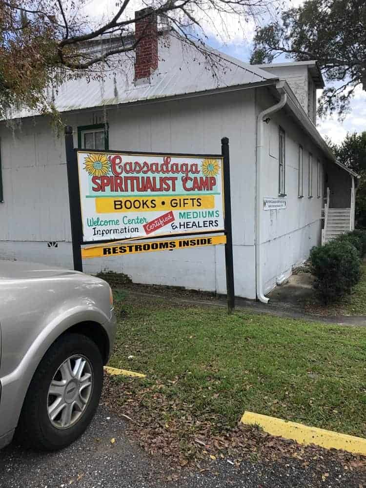 Another interesting spot to go to in St. Augustine is the Cassadaga, best place for visitors who enjoy supernatural and spiritual elements of life. Cassadaga is best known as the largest Spiritualist Community in the whole USA.