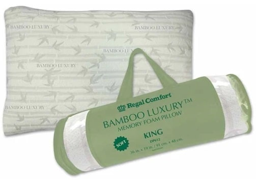 The Bamboo Luxury Pillow.