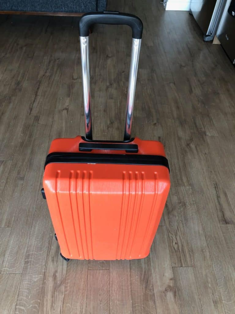 Coolife Suitcase expanded handle