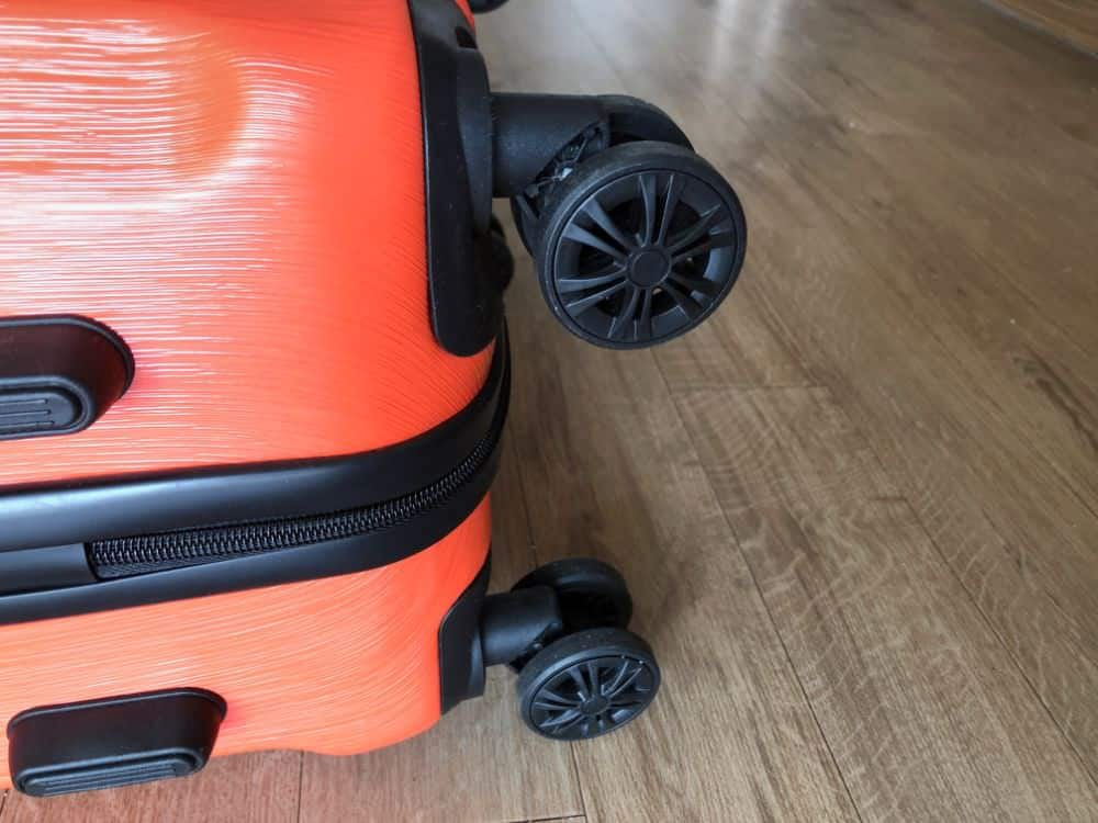 Coolife PC+ABS Suitcase Wheels Photo