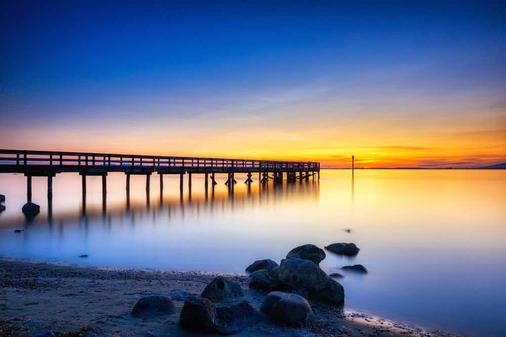 Pier at Crescent Beach, Surrey BC