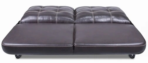 The Lippert jack knife sofa.
