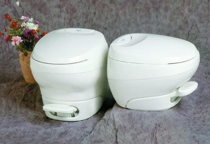 The Thetford Bravura toilet.
