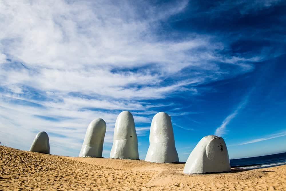 A look at the Punta del Este in Uruguay.