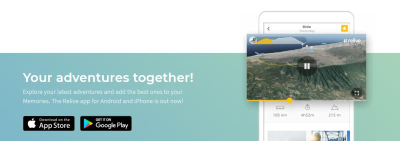 A screenshot of the Your Outdoor 3D Videos app homepage.