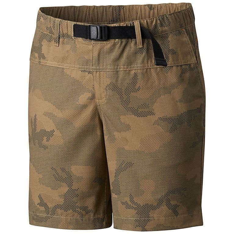 A pair of shellrock shorts from Columbia.