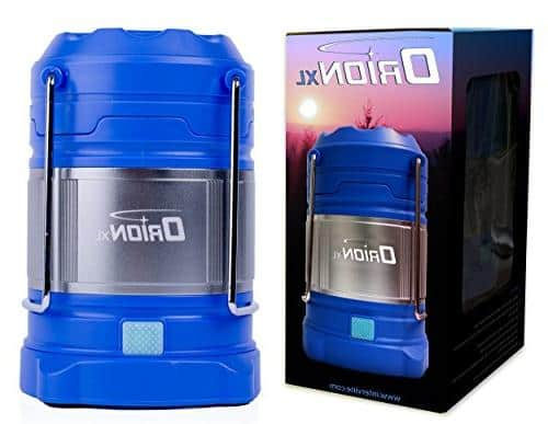Supernova Orion Ultimate Survival Rechargeable LED Camping Lantern and Power Bank - Most Versatile, Brightest Lantern for Emergency, Recreation and Hiking Lantern