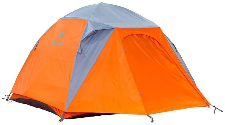 The Marmot Limestone 4-person tent.